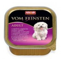 Animonda Vom Feinsten Консервы для собак 150 гр Индейка/ягненок