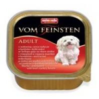 Animonda Vom Feinsten Консервы для собак 150 гр Сердце индейки/говядина