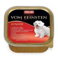 Animonda Vom Feinsten Консервы для щенков 150 гр Домашняя птица/говядина