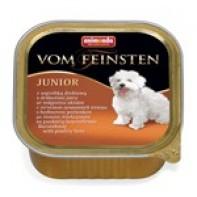 Animonda Vom Feinsten Консервы для щенков 150 гр Домашняя птица/печень