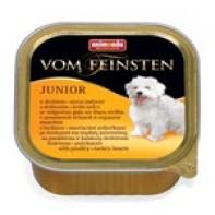 Animonda Vom Feinsten Консервы для щенков 150 гр Домашняя птица/сердце индейки