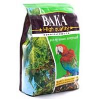 ВАКА High Qality корм для крупных попугаев 500 гр