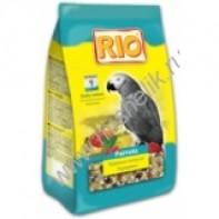Рио Корм для крупных попугаев 1 кг