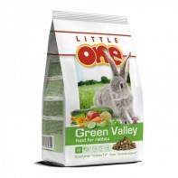 Little One. Корм «Зеленая долина» для кроликов 750 гр