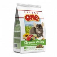 Little One. Корм «Зеленая долина» для шиншилл 750 гр