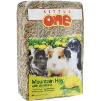Горное сено с одуванчиком Little One 400 гр