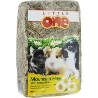 Горное сено с ромашкой Little One 400 гр
