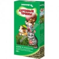 Зоомир Корм Луговые травы для всех видов грызунов 15 кг