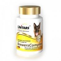 Unitabs БреверсКомплекс С пивными дрожжами Для крупных собак 100 таб.