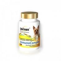 Unitabs ИммуноКомплекс Для мелких собак 100 таб.