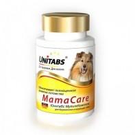 Unitabs MAMACARE Для щенных и кормящих собак 100 таб.