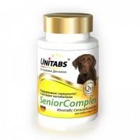 Unitabs СеньорКомплекс Для собак старше 7 лет 100 таб.