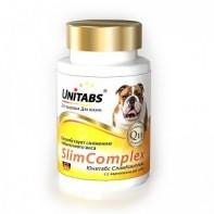 Unitabs СлимКомплекс Для собак с лишним весом 100 таб.