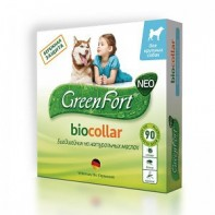 GreenFort Neo Ошейник от блох и клещей Для собак крупных пород 75 см