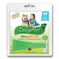 GreenFort neo Капли от блох и клещей Для собак более 25 кг