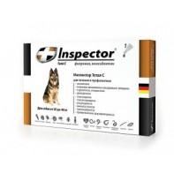 Inspector Капли от экто- и эндопаразитов Для собак 25-40 кг