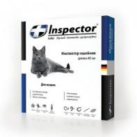 Inspector Ошейник от экто- и эндопаразитов Для кошек 40 см