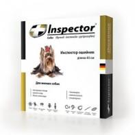 Inspector Ошейник от экто- и эндопаразитов Для собак 40см