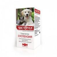 Чистотел Антигельминтная суспензия Для щенков и котят 3 мл