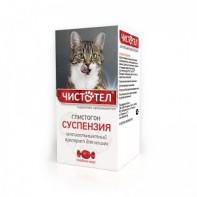 Чистотел Антигельминтная суспензия Для кошек 5 мл