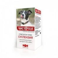 Чистотел Антигельминтная суспензия Для собак 7 мл