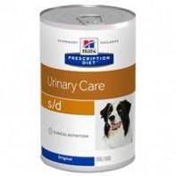 Hill's Prescription Diet s/d д/собак при МКБ Консервы 370гр