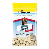 Витаминизированные молочные дропсы с йогуртом для собак Gimdog «Milch-Drops»