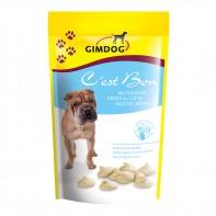 Витаминизированные молочные дропсы с биотином без сахара для собак Gimdog «C'estBon»