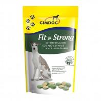 Витамины с минералами и морскими водорослями с ТГОС для собак Gimdog «Fit&Strong»