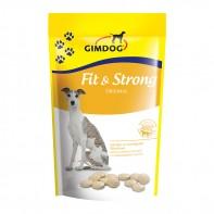 Витамины с ТГОС для собак Gimdog «Fit&Strong»