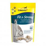 Витамины косточки с кальцием с ТГОС для собак Gimdog «Fit&Strong»