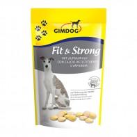Витамины с кальцием с ТГОС для собак Gimdog «Fit&Strong»
