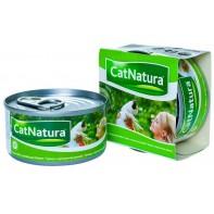 Cat Natura консервы для кошек тунец с мускусной дыней 85г СКИДКА 75%
