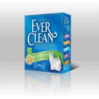 EVER CLEAN ES Scented с ароматизатаром 10 кг зеленая полоска