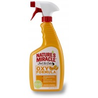 8in1 JFC Orange-Oxy уничтожитель запахов кошачьих меток и мочи спрей 710 мл