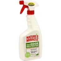8in1 Odor Destroyer спрей уничтожитель запахов 3в1 с ароматом горной свежести 710 мл