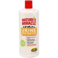 8in1 Urine Destroyer Stain & Residue Eliminator уничтожитель запаха, пятен и осадка от мочи собак 945 мл