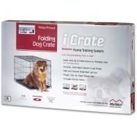 Midwest iCrate клетка 91х58х63 см черная 1 дверь