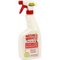 8in1 S&O Remover универсальный спрей уничтожитель запахов и пятен для кошек 709 мл
