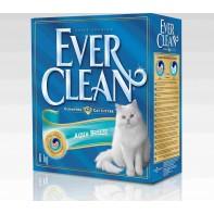 EVER CLEAN Aqua Breeze с ароматизатором Морской бриз 6 кг