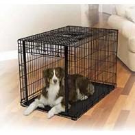Midwest Crate клетка 91х58х63 см черная 1 дверь