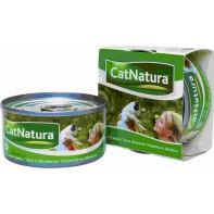 Cat Natura консервы для кошек тунец с яблоком 85г СКИДКА 75%