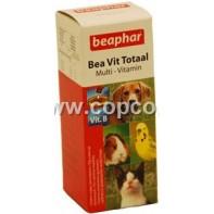 Беафар 12620 Bea Vit Totaal Комплекс витаминов д/кошек, собак, птиц, грызунов 50мл
