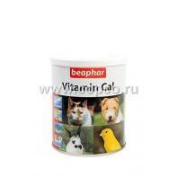 Беафар 12503 Vitamin Cal Витаминная смесь д/укрепления иммунитета у собак, кошек, птиц, грызунов 500г