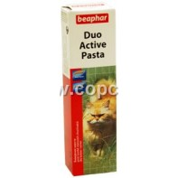 Беафар 12959 Duo Active Pasta Мультивитаминная паста д/кошек 100г