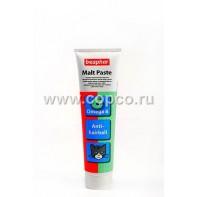 Беафар 12563 Malt Paste Паста для вывода шерсти из желудка 100г