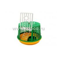 Дарэлл 3564 Переноска д/мелких животных (комплект: миска, лесенка)