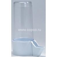 I.P.T.S. 015661 Поилка д/птиц евро-клик пластиковая белая 5,5*13см