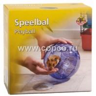 I.P.T.S. 805634 Игрушка д/грызунов Шар прогулочный пластмассовый 12см