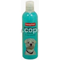 Беафар 18261 Pro Vitamin Шампунь д/собак белых окрасов 250мл